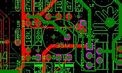 2.4 mm board thickness pcb layout design and manufacturing