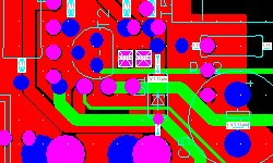 FR4 printed circuit board layout design and fabrication UK
