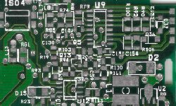 Tg 130 printed circuit board