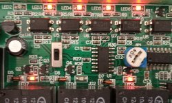 case studies pcbs with relay and microcontroller