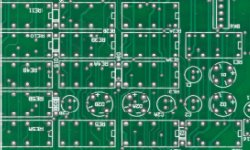 Relay printed circuit board